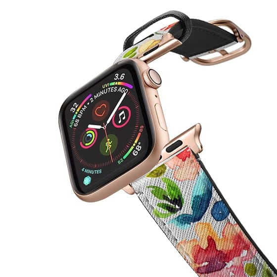 Apple Watch 38mm Bands - Spring Watercolor Floral