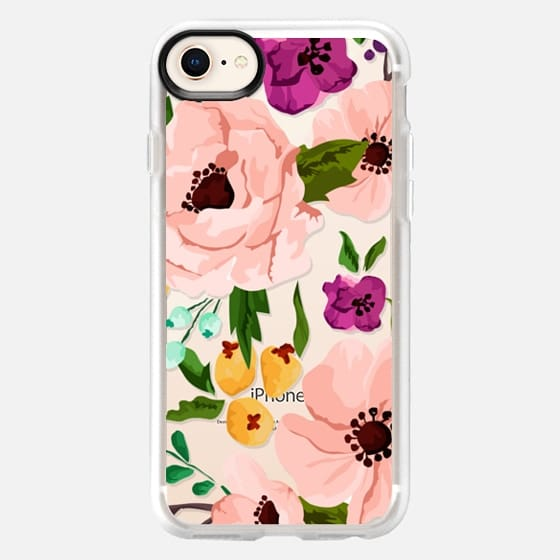 Pretty Flowers - Snap Case