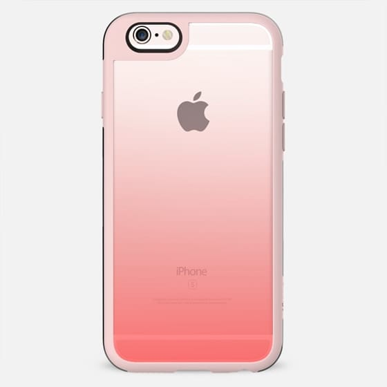 Coral Ombre - New Standard Case