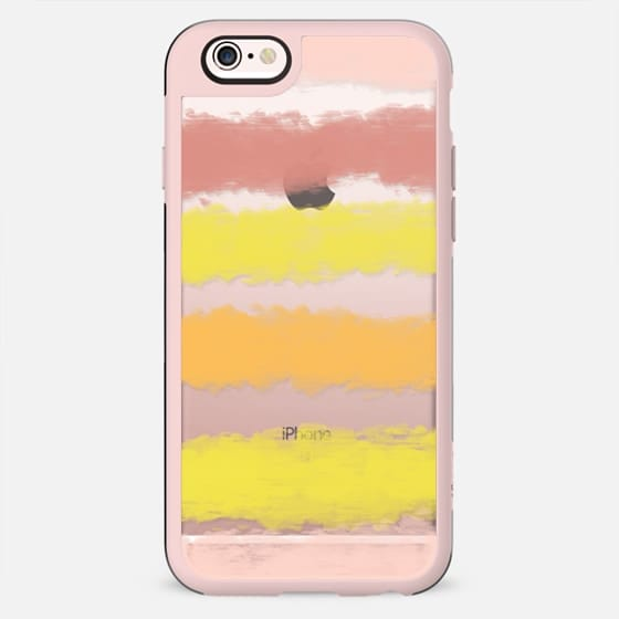 Sunset Chalk Stripes - New Standard Case