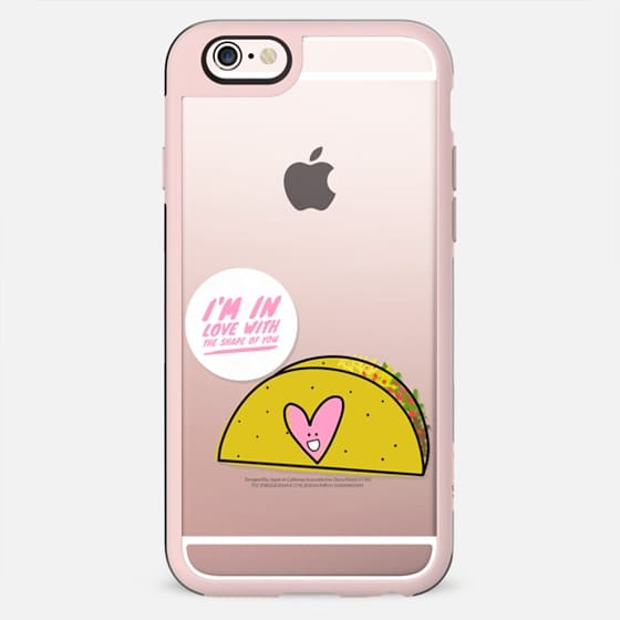 Im in LOVE with the Shape Of You | Taco - New Standard Case