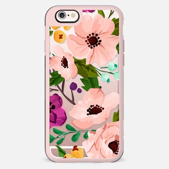 Fancy Floral 3 - New Standard Case
