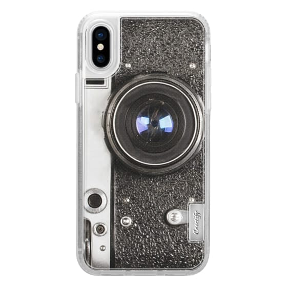 iPhone X Cases - Smile for the Camera