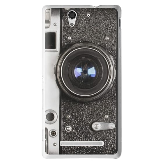 Sony C3 Cases - Smile for the Camera