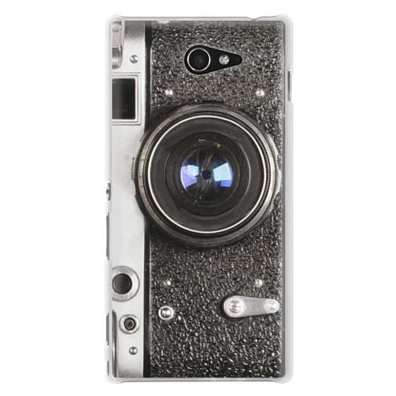 Sony M2 Cases - Smile for the Camera