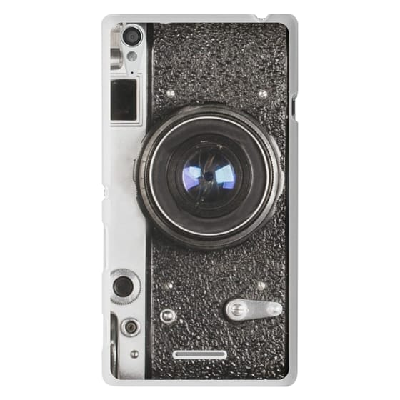 Sony T3 Cases - Smile for the Camera