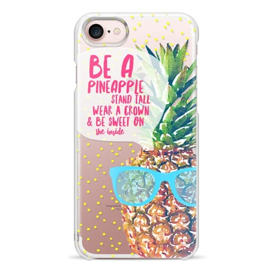 iPhone 7 Cases - Be A Pineapple 1
