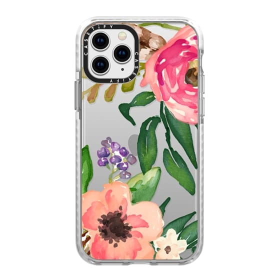 iPhone 11 Pro Cases - Watercolor Floral 11