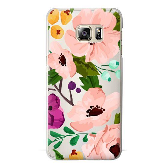 Samsung Galaxy S6 Edge Plus Cases - Fancy Floral 3