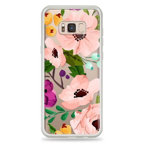 Samsung Galaxy S8 Plus Cases - Fancy Floral 3