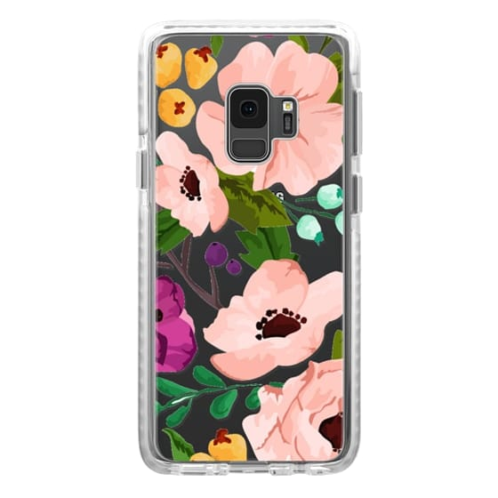 Samsung Galaxy S9 Cases - Fancy Floral 3