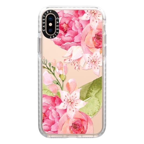 iPhone XS Cases - Spring Flowers 2 | by Jande Summer
