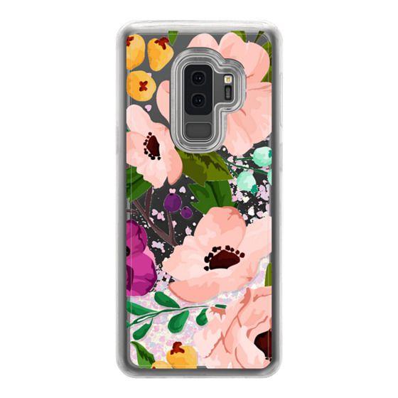 Samsung Galaxy S9 Plus Cases - Fancy Floral 3