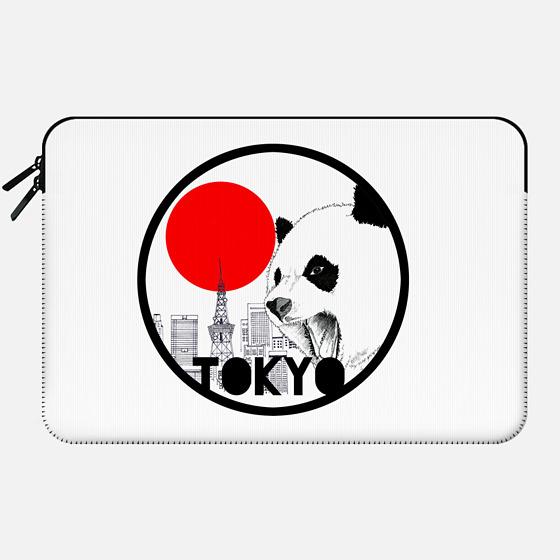 tokyo - Macbook Sleeve