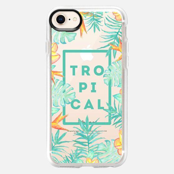 Tropical - Snap Case