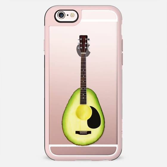 avocado guitar