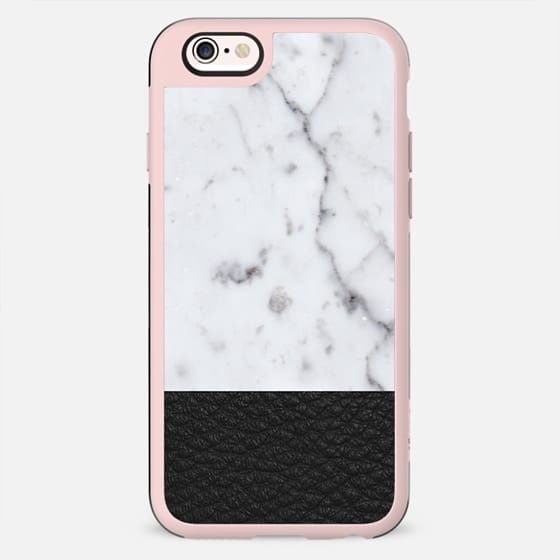 Marble and Leather - New Standard Case