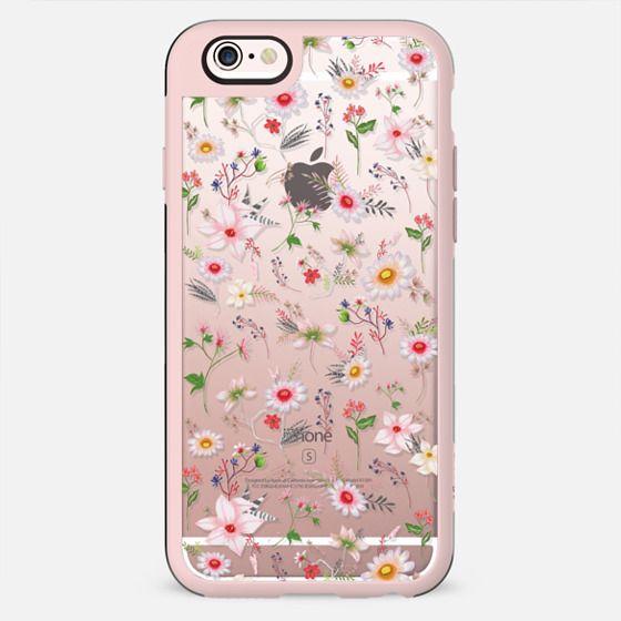 Romantic Flowers II - New Standard Case