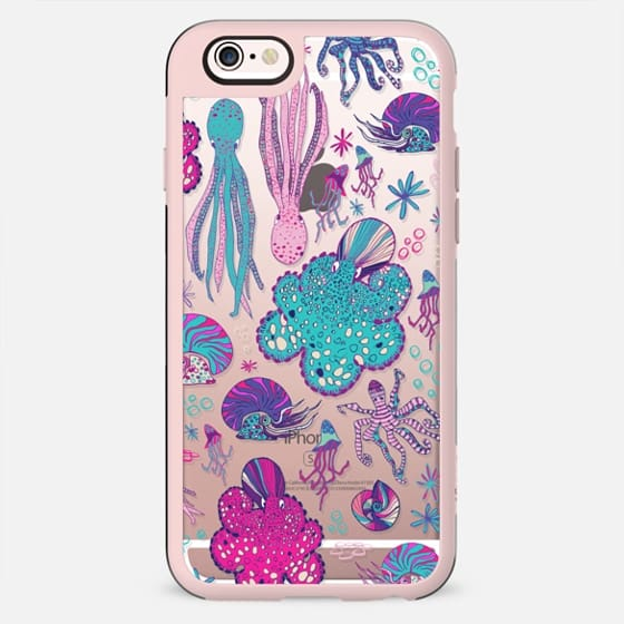 Cephalopods - New Standard Case