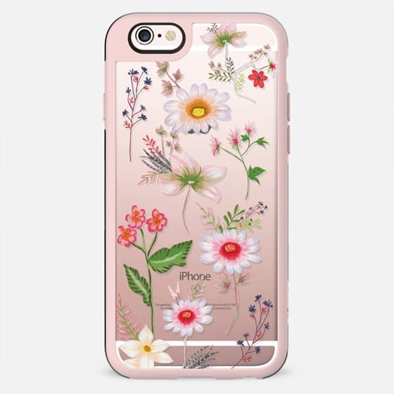 Romantic Flowers - New Standard Case