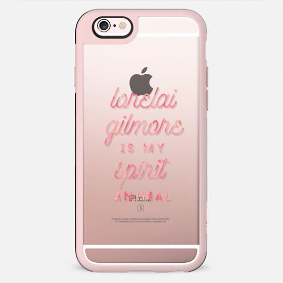 Gilmore Girls - Lorelai is my Spirit Animal - Pink - New Standard Case