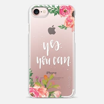 iPhone 7 Case Yes. You Can.