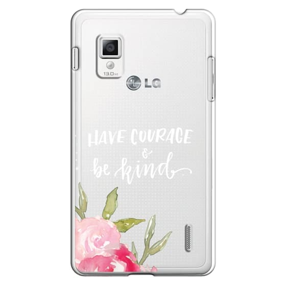 Optimus G Cases - Have Courage & Be Kind