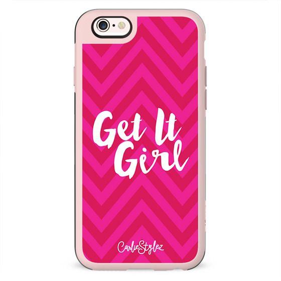 Get It Girl Hot Pink