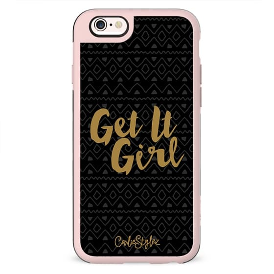Get It Girl Black & Gold