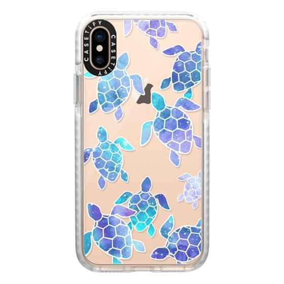 iPhone XS Cases - Turtle Bay