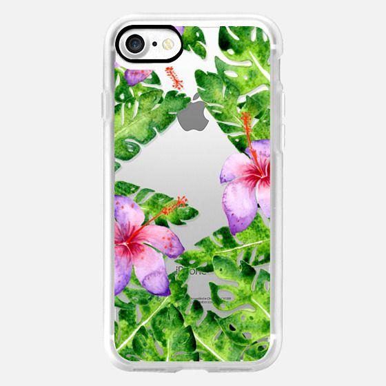 Hibiscus Floral -