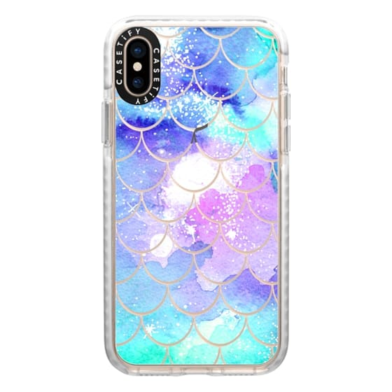 iPhone XS Cases - Mermaids Tail