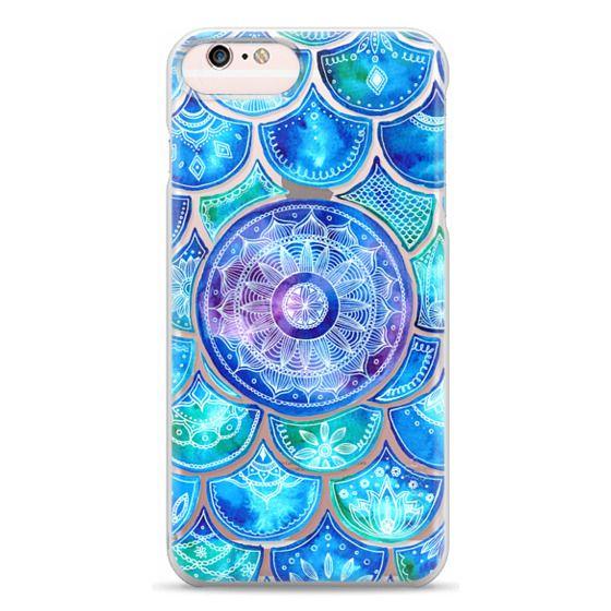 iPhone 6s Plus Cases - Mermaid Mandala