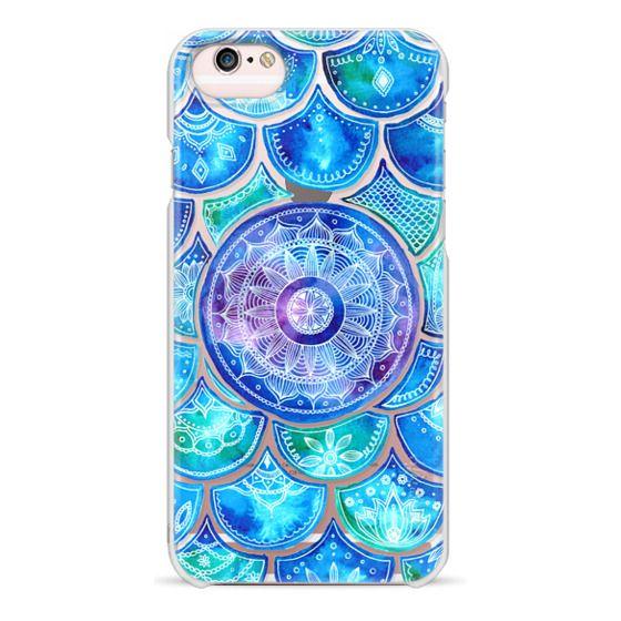 iPhone 6s Cases - Mermaid Mandala