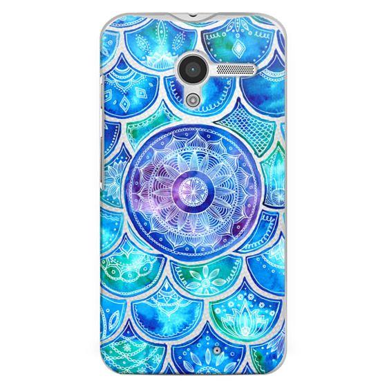 Moto X Cases - Mermaid Mandala