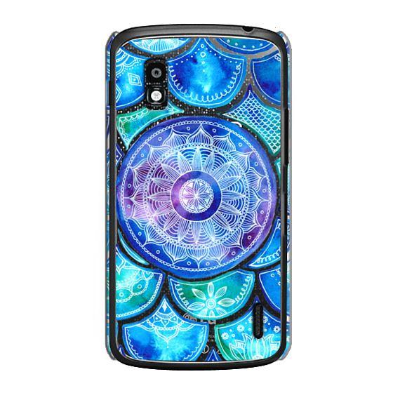 Nexus 4 Cases - Mermaid Mandala