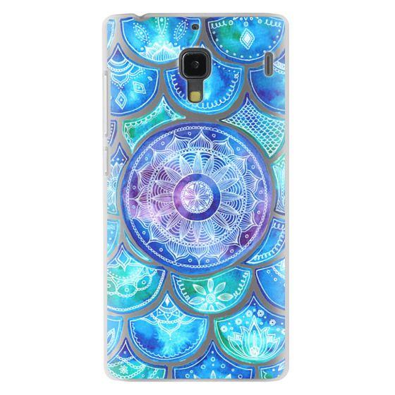 Redmi 1s Cases - Mermaid Mandala