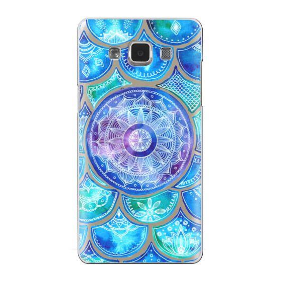 Samsung Galaxy A5 Cases - Mermaid Mandala