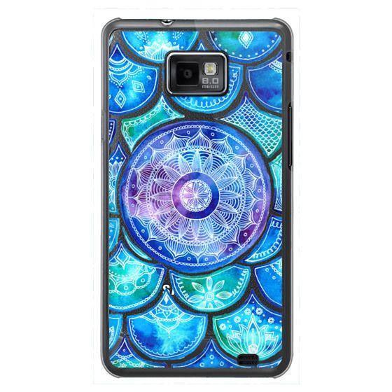Samsung Galaxy S2 Cases - Mermaid Mandala