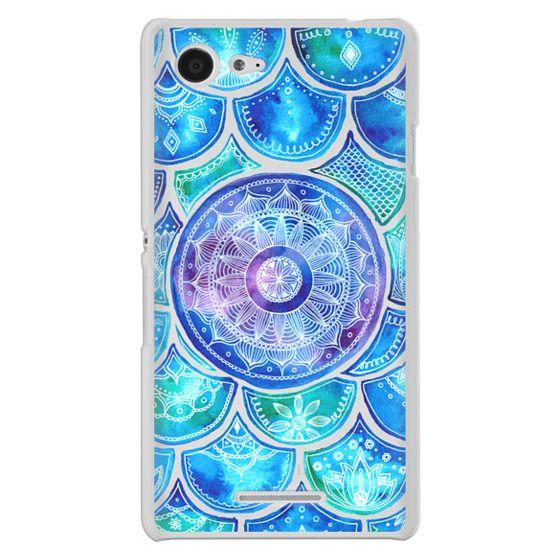 Sony E3 Cases - Mermaid Mandala