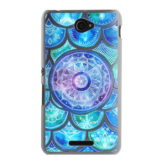 Sony E4 Cases - Mermaid Mandala
