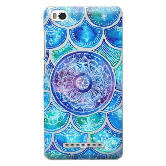 Xiaomi 4i Cases - Mermaid Mandala