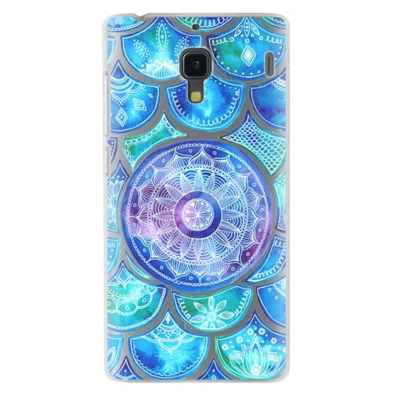 Redmi 1s Cases - Mermaid Mandala