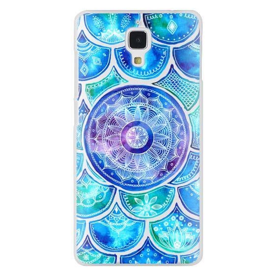 Xiaomi 4 Cases - Mermaid Mandala