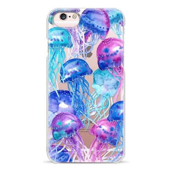 iPhone 6s Cases - Watercolor Jellyfish