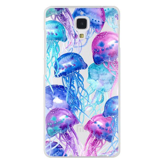 Xiaomi 4 Cases - Watercolor Jellyfish
