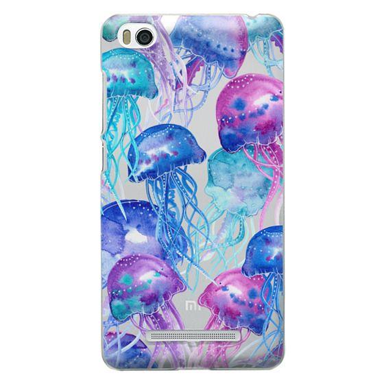 Xiaomi 4i Cases - Watercolor Jellyfish