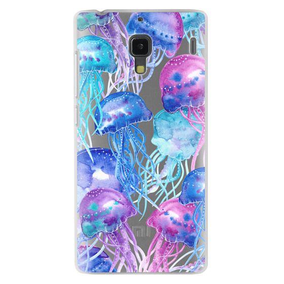 Redmi 1s Cases - Watercolor Jellyfish