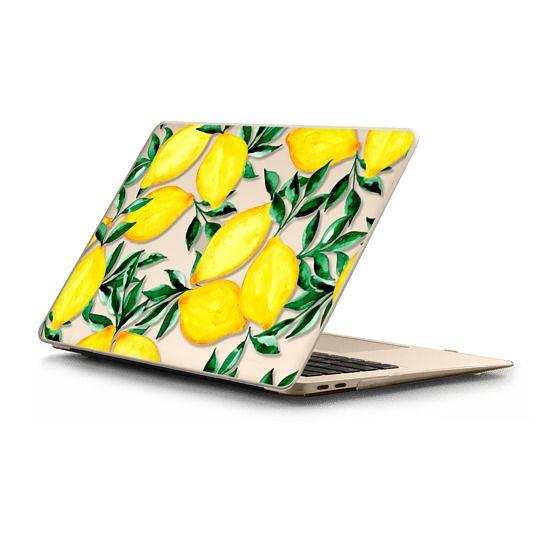 MacBook Air Retina 13 Sleeves - Lemon Tree Print