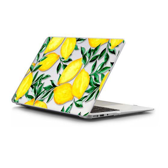 MacBook Air 13 Sleeves - Lemon Tree Print